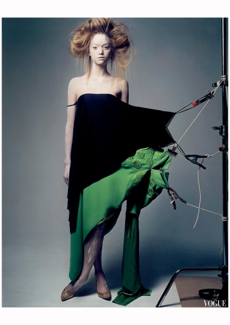 Gemma Ward 2005 Vogue It Photo Craig Mc Dean o3