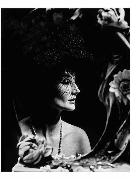 Jacqueline de Ribes, 1961 Photo Raymundo de Larrain