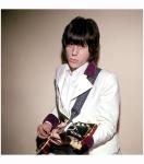 Jeff Beck, velvet collar and cuff Yardbirds 1966