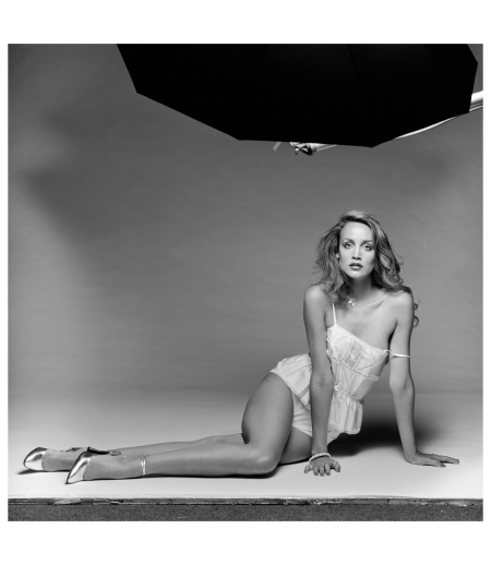 Jerry Hall Terry O'Neill, 1978