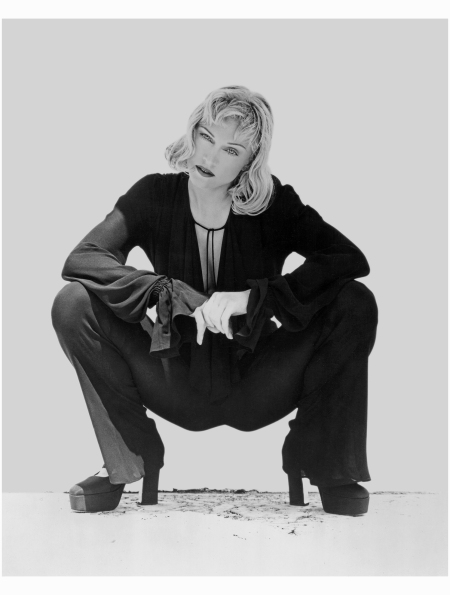Madonna Photo Herb Ritts 1993