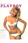 Melba Ogle - The Playboy magazine cover from July 1964 Photo Mario Casilli