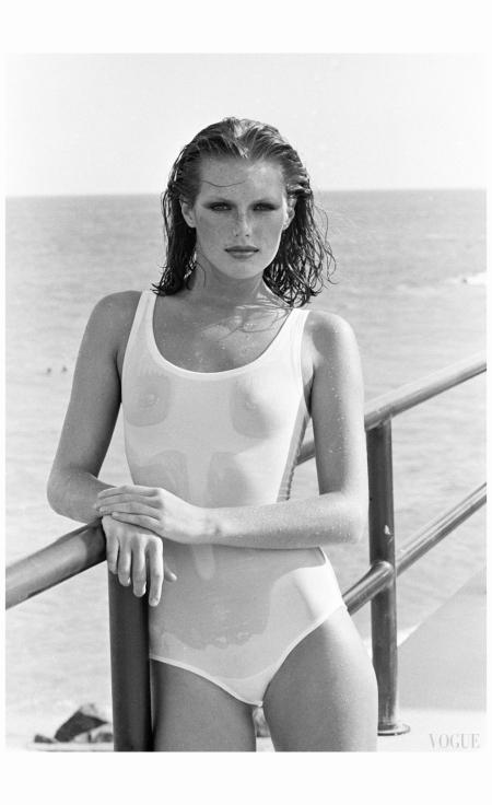 Patti Hansen Photo Arthur Elgort 1976