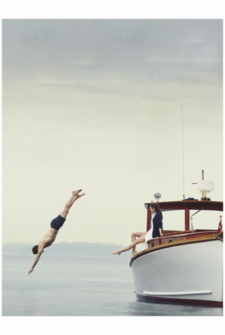 Vogue Australia 2014 Photo Boo George