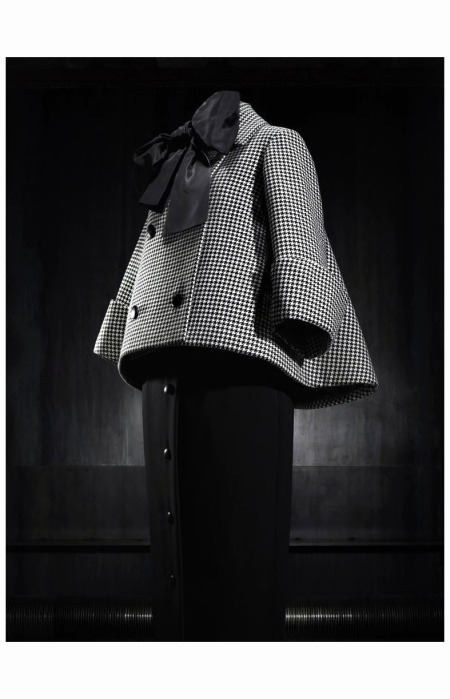 %22Tailleur Dior Ensemble, Haute Couture Herbst : Winter 1948 %22Line Winged%22