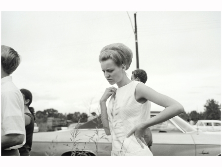 %22Untitled%221960-1972 - Photo William Eggleston  girl by car