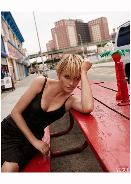 Amber Valletta  Vogue Korea September 2015 Scott Trindle c