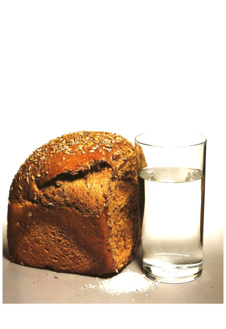 Bread, Salt and Water, 1980