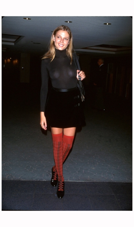 Bridget Hall, September 1994 Dave Allocca