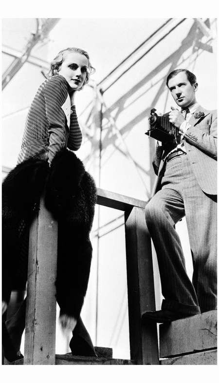 Carole Lombard and Cecil Beaton 1931