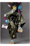 Caroline Ribeiro - Balmain - Vogue, December 2002  Steven Meisel small