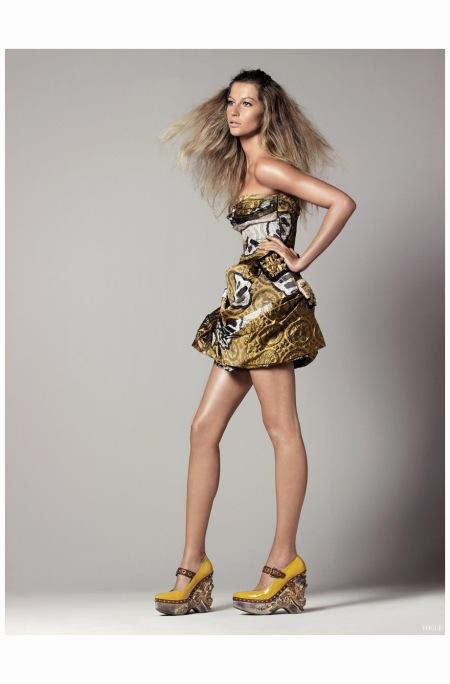 David Sims, Vogue, October 2006
