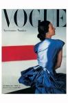 Dorian Leigh Vogue Cover November 1946 Photo Horst P.Horst