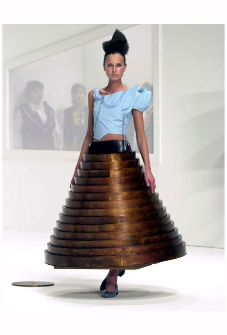 "Hussein Chalayan's ""Fashion Narratives"" at the Musée des Arts Décoratifs at the Louvre Hussein Chalayan"