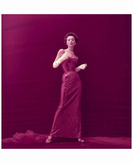 Ivy Nicholson  1952 Photo Milton H Greene
