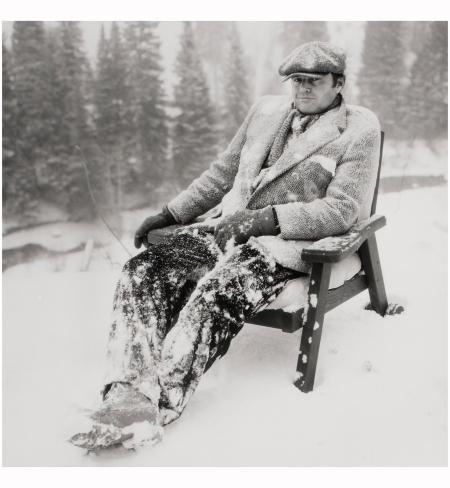 Jack Nicholson Colorado 1981 Photo Albert Watson