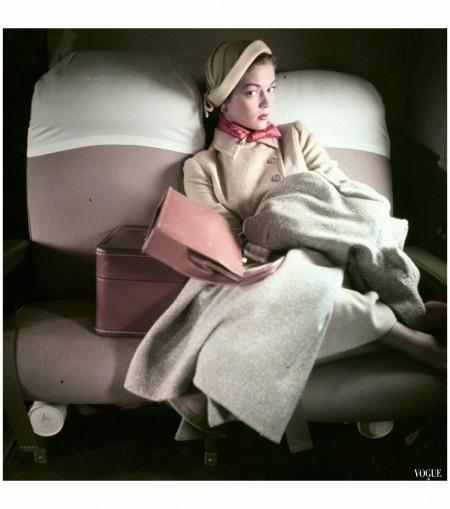 Jean Patchett - Vogue February 1949 Photo Irving Penn
