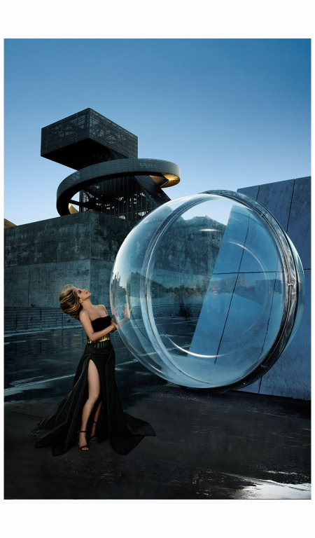 Jennifer Aniston Harpers Bazaar Dec 2014 Melvin Sokolsky c