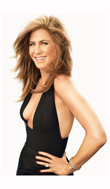 Jennifer Aniston Harpers Bazaar Dec 2014 Melvin Sokolsky d