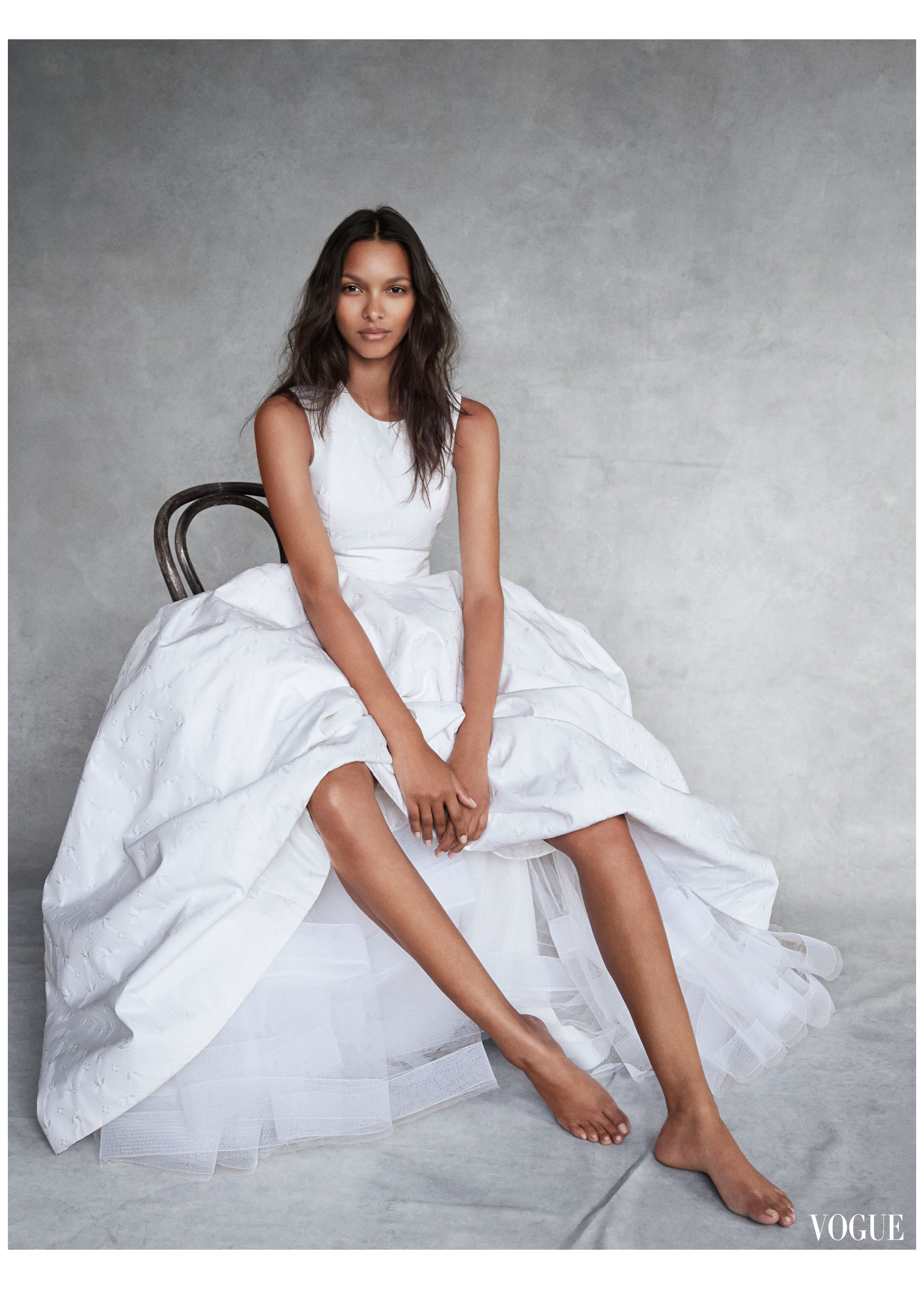 Feet Hacked Lais Ribeiro naked photo 2017