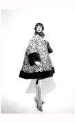 Linda Evangelista Vogue UK October 1991 Marc Bohan for Hartnell %22Send in the gowns%22 Photo Patrick Demarchelier b
