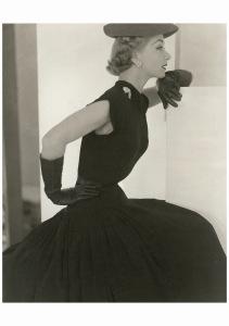 Lisa hat & Gloves Vogue 1951 Horst P. Horst