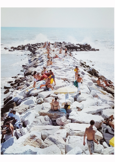Madima Wave Verticale, 2006 Photo Massimo Vitali