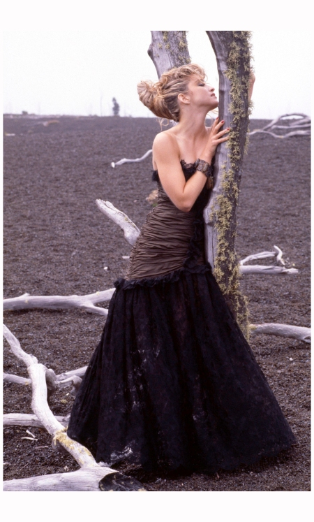 Madonna - 1985 Photo Herb Ritts