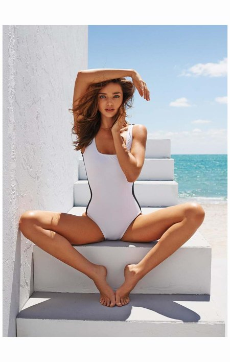 Miranda Kerr - Porter Magazine 2013 - Photo Mariano Vivanco