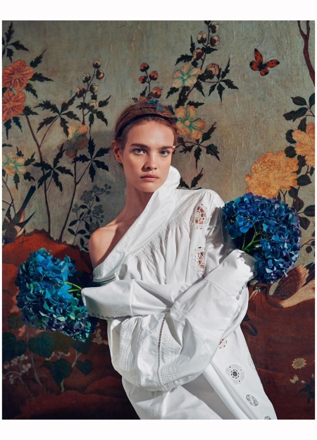 Natalia Vodianova 2015 Photo Ryan Mcginley b