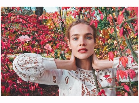 Natalia Vodianova 2015 Photo Ryan Mcginley