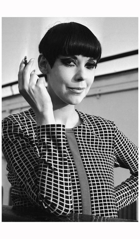 Peggy Moffitt 1965 Vidal Sassoon Getty Archive