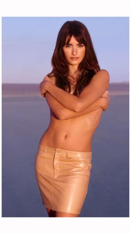 Penelope Cruz, El Mirage 2001
