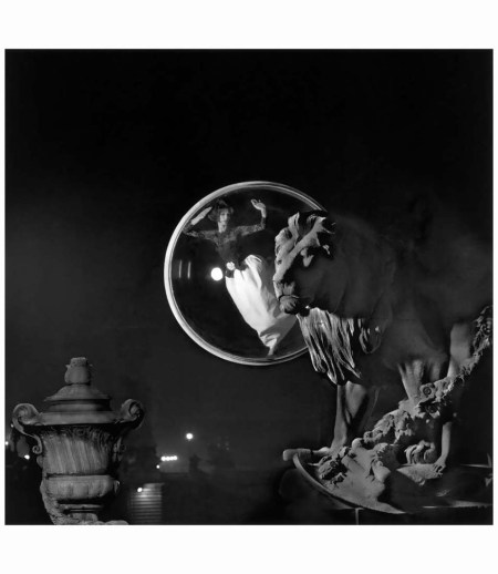Pont Alexandre III at Night, Paris, 1963 Melvin Sokolsky v
