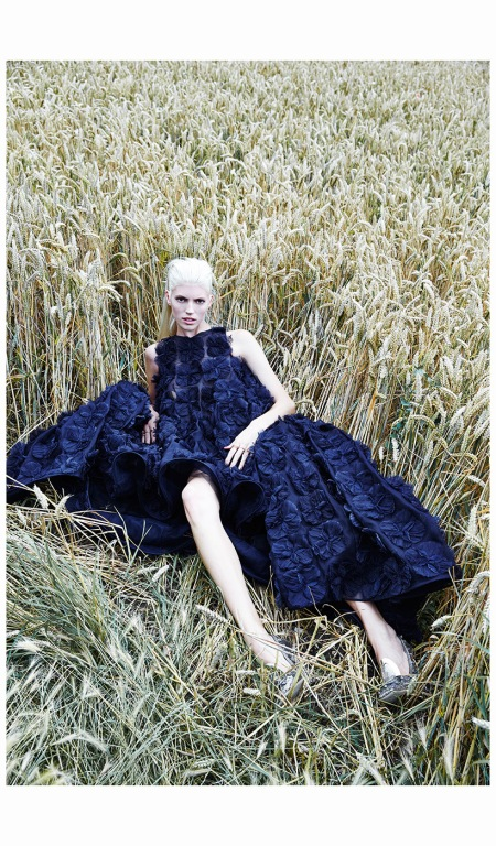 Spring Summer 2014 Haute Couture Collection Dior-New-Couture Photo Patrick Demarchelier b