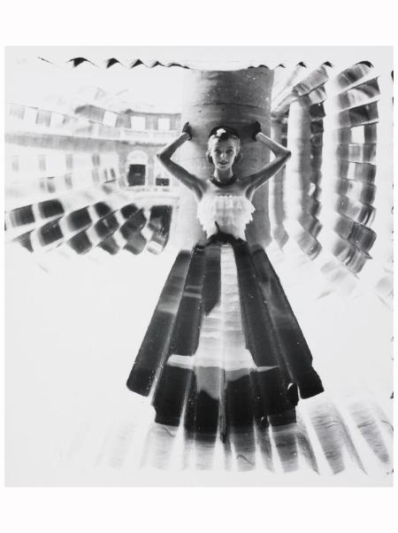 Strapless Dress, Paris, circa 1955-60 Weegee (Arthur Fellig)