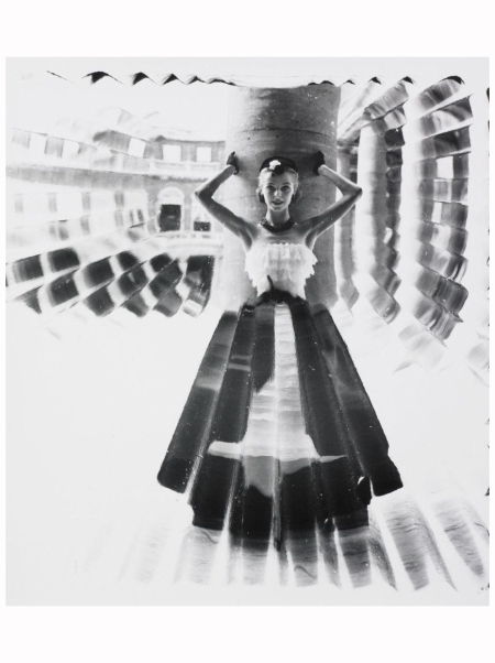 Strapless Dress, Paris, circa 1955-60 Weegee (Arthur Fellig)