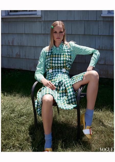 Suvi Koponen Vogue Korea Oct 2015 Scott Trindle