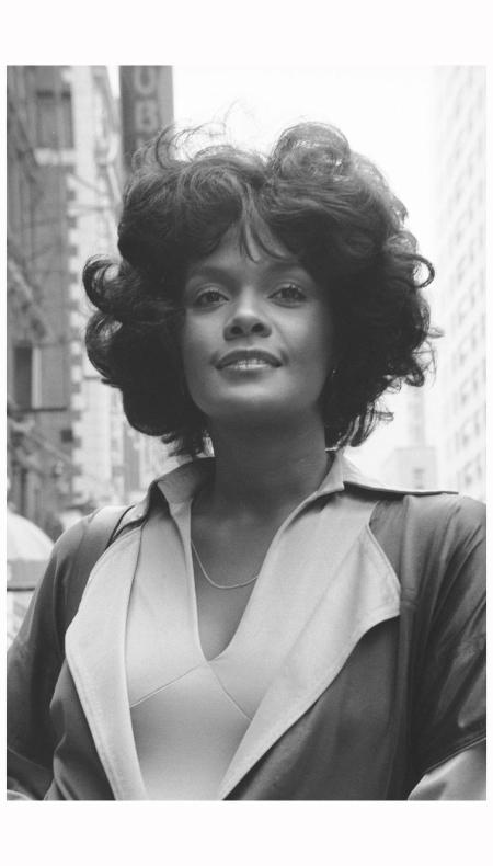 Tamara Dobson 1973 Photo Tim Boxer  Getty Images