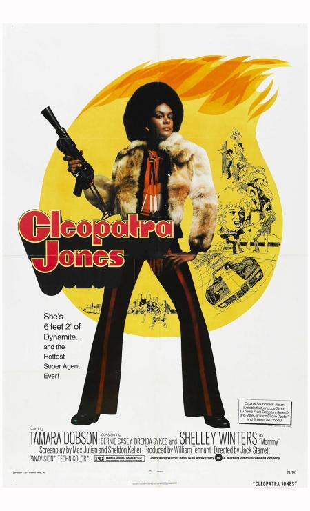 Tamara Dobson as Cleopatra Jones 1973