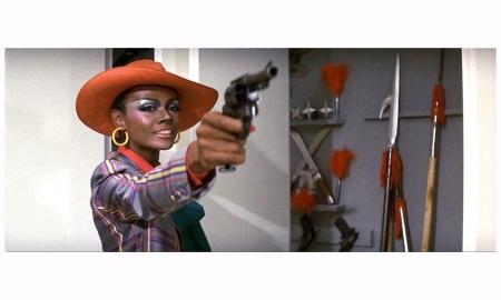 Tamara Dobson in CLEOPATRA JONES AND THE CASINO OF GOLD – 1975