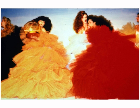 Thierry Mugler ballgown 1984 niall-mcinerney-22