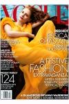 US Vogue December 2013  Jessica Chastain by Annie Leibovitz c