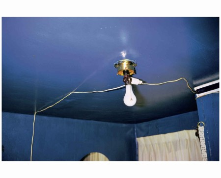 William Eggleston, Untitled [Blue ceiling], 1970-1973 ca 1970