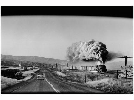 Wyoming, 1954 Photo Elliot Erwitt