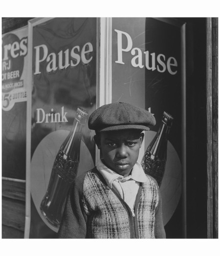 Young Boy, Pause Pause, American South 1941 Photo Irving Penn