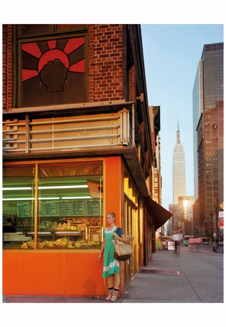 Young Dancer, 34th Street and 9th Ave., 1978 Photo Joel Meyerowitz