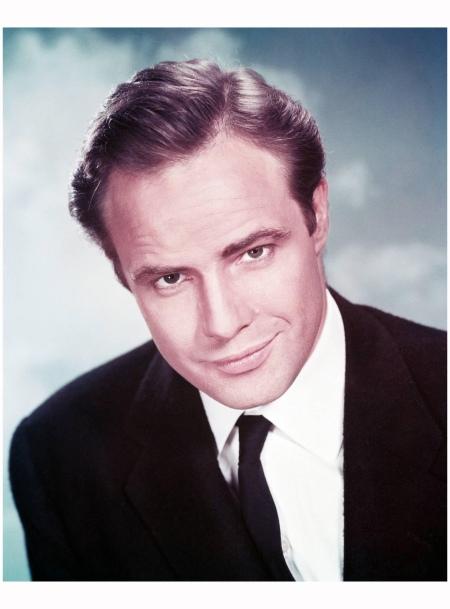 1955 Marlon Brando Silver Screen
