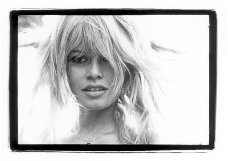 Brigitte Bardot Mexico 1961 Photo Bert Stern