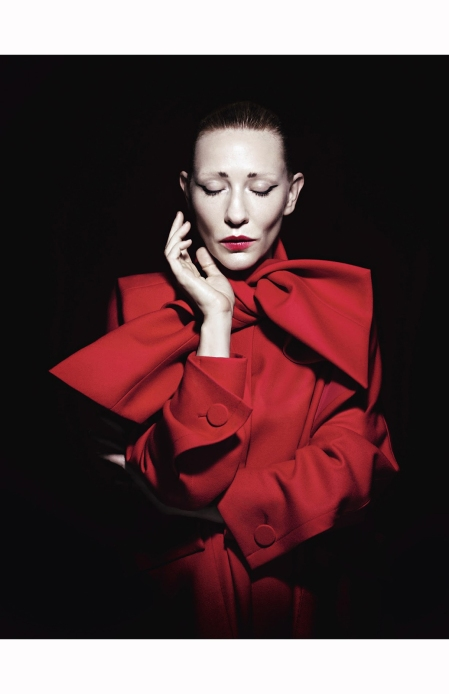 Cate Blanchett Dior Another mag 2013 Willy Vanderperre